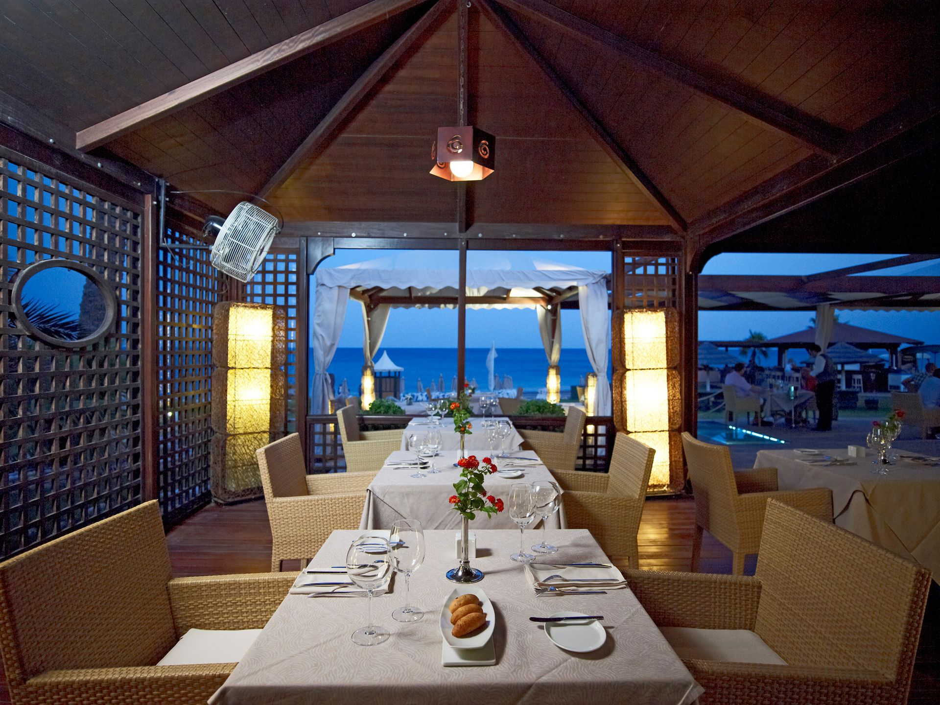 Thalassa A La Carte Restaurant