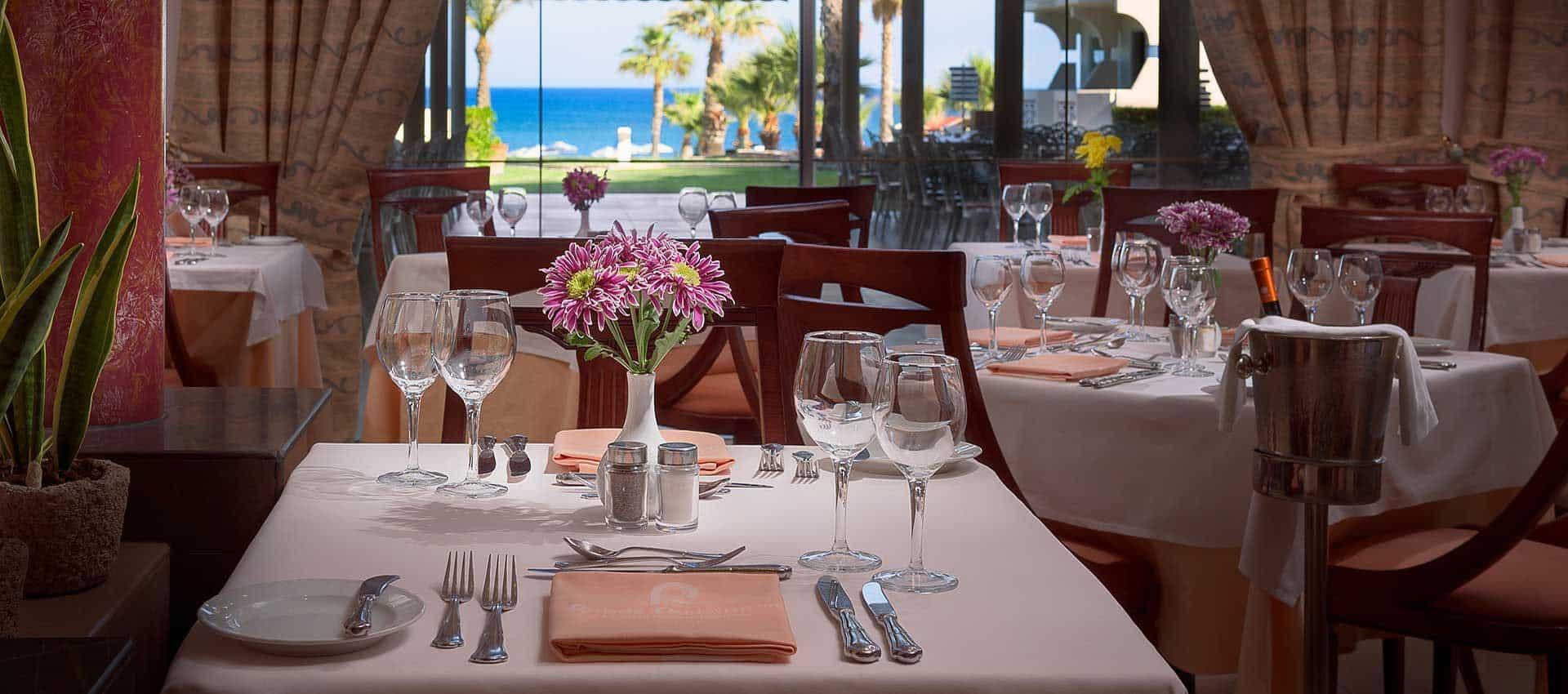 Symposium Main Restaurant