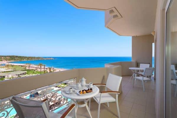 Suite Sea View - Balcony
