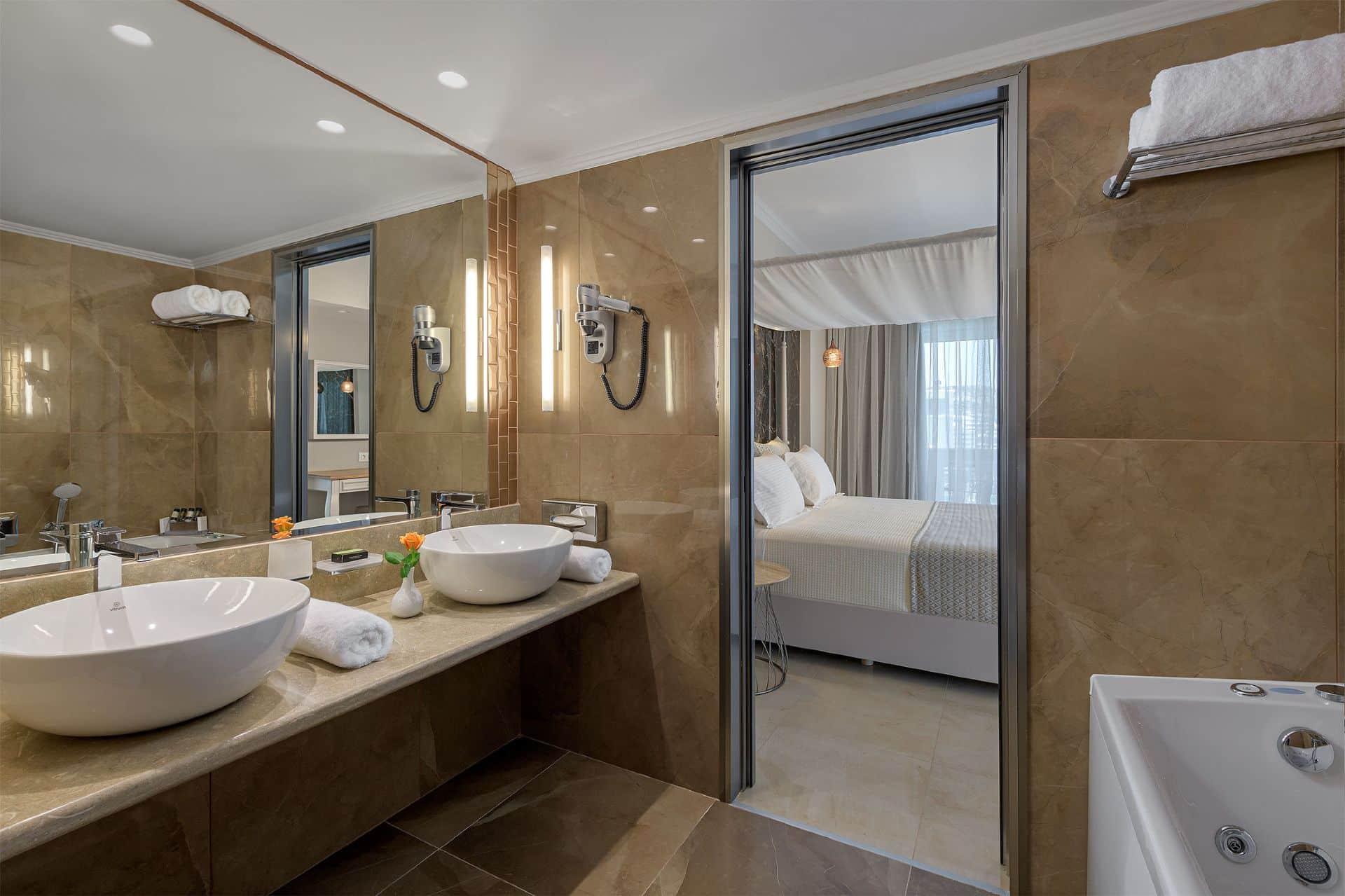 Suite Sea View - Bathroom