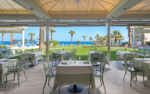 Symposium Restaurant - Outdoor Terrace